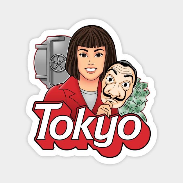 Tokyo Money Heist Wallpaper Kolpaper Awesome Free Hd Wallpapers