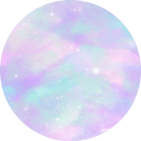 Transparent Galaxy Icon Wallpaper