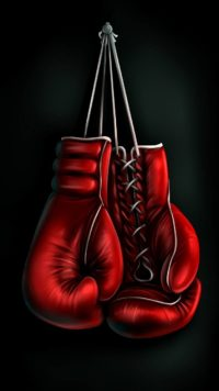 Boxing Gloves Iphone Wallpaper