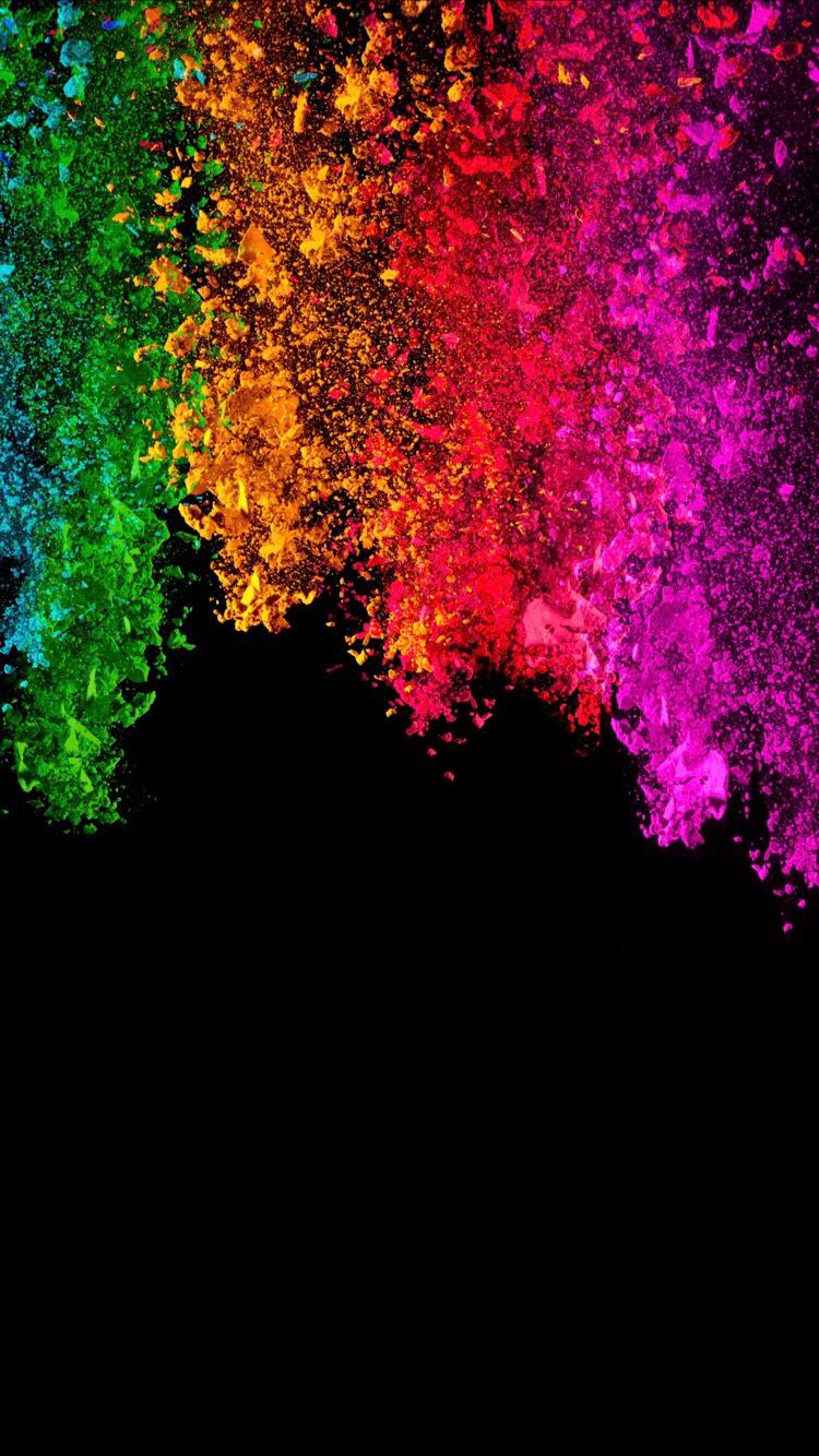 Colorful Iphone Wallpaper Kolpaper Awesome Free Hd Wallpapers