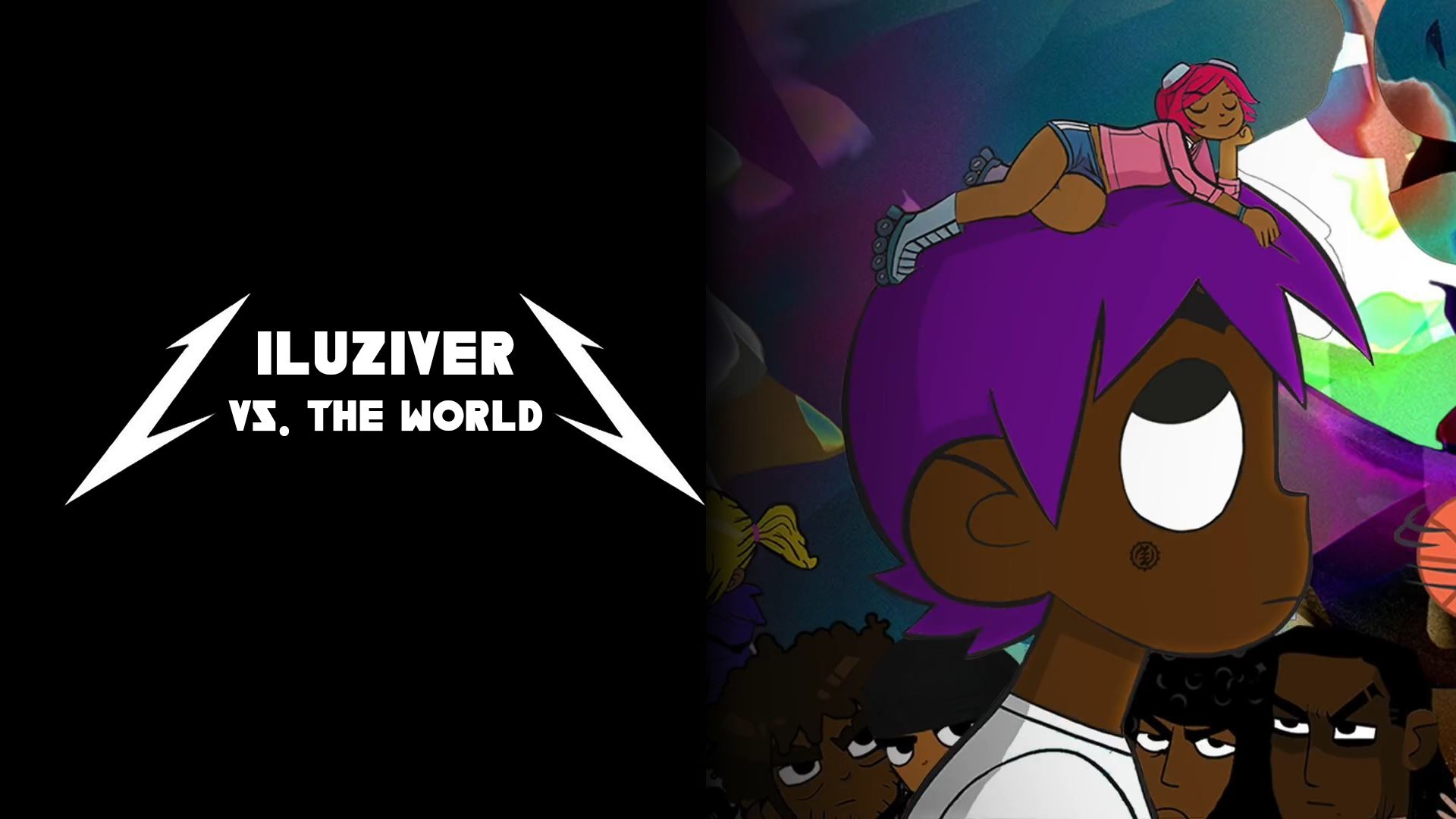 Lil Uzi Vert Vs The World Hd Wallpaper Kolpaper Awesome Free Hd Wallpapers The world 2!!!hi, my name is fweejee and if you are new. lil uzi vert vs the world hd wallpaper