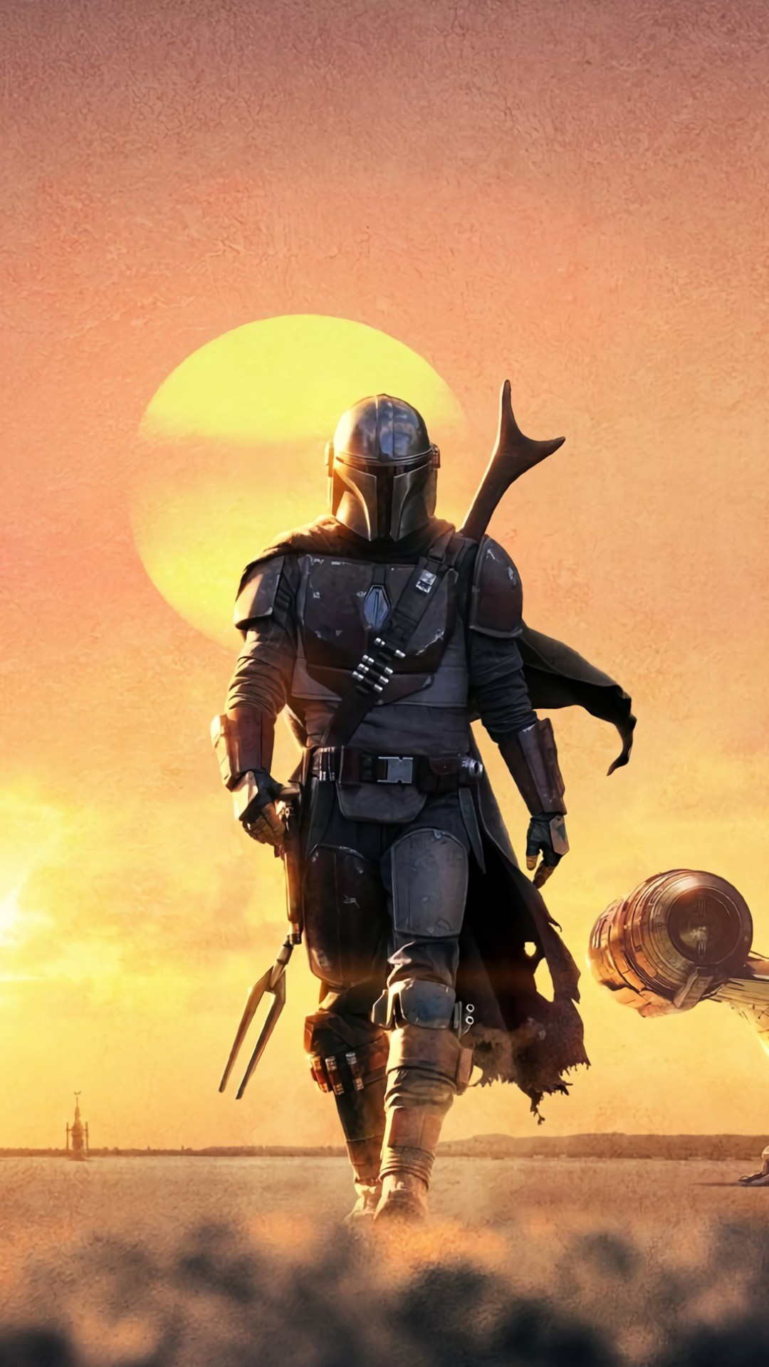 Mandalorian Iphone Wallpaper - KoLPaPer - Awesome Free HD ...