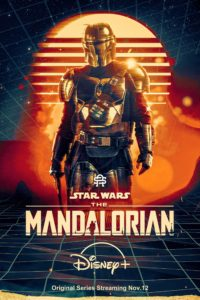 Mandalorian Movie Poster