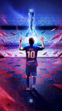 Messi Cool Wallpaper