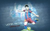 Messi Fc Barcelona Wallpaper