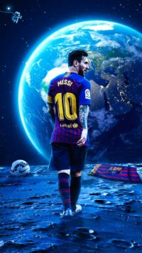 Messi Highest Wallpaper