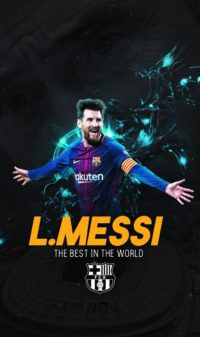 Messi The Best Wallpaper