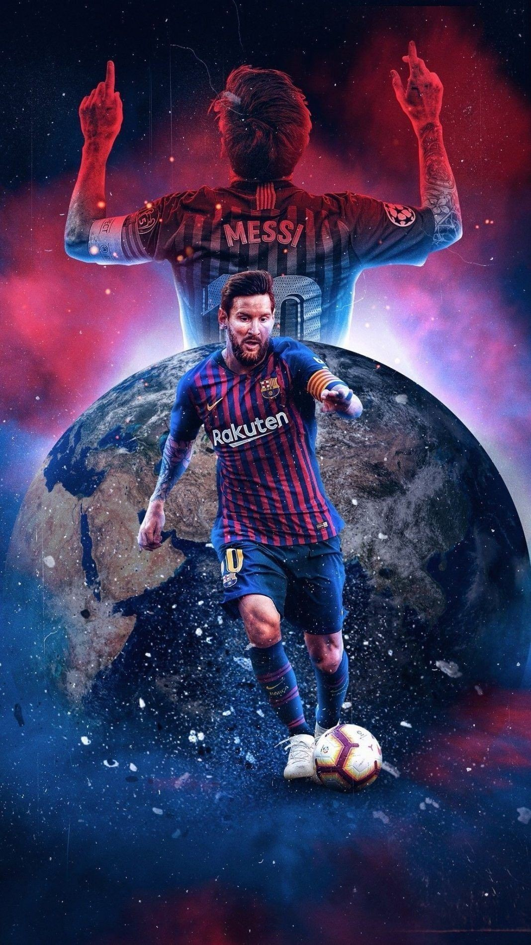 Messi Wallpapers for Iphone