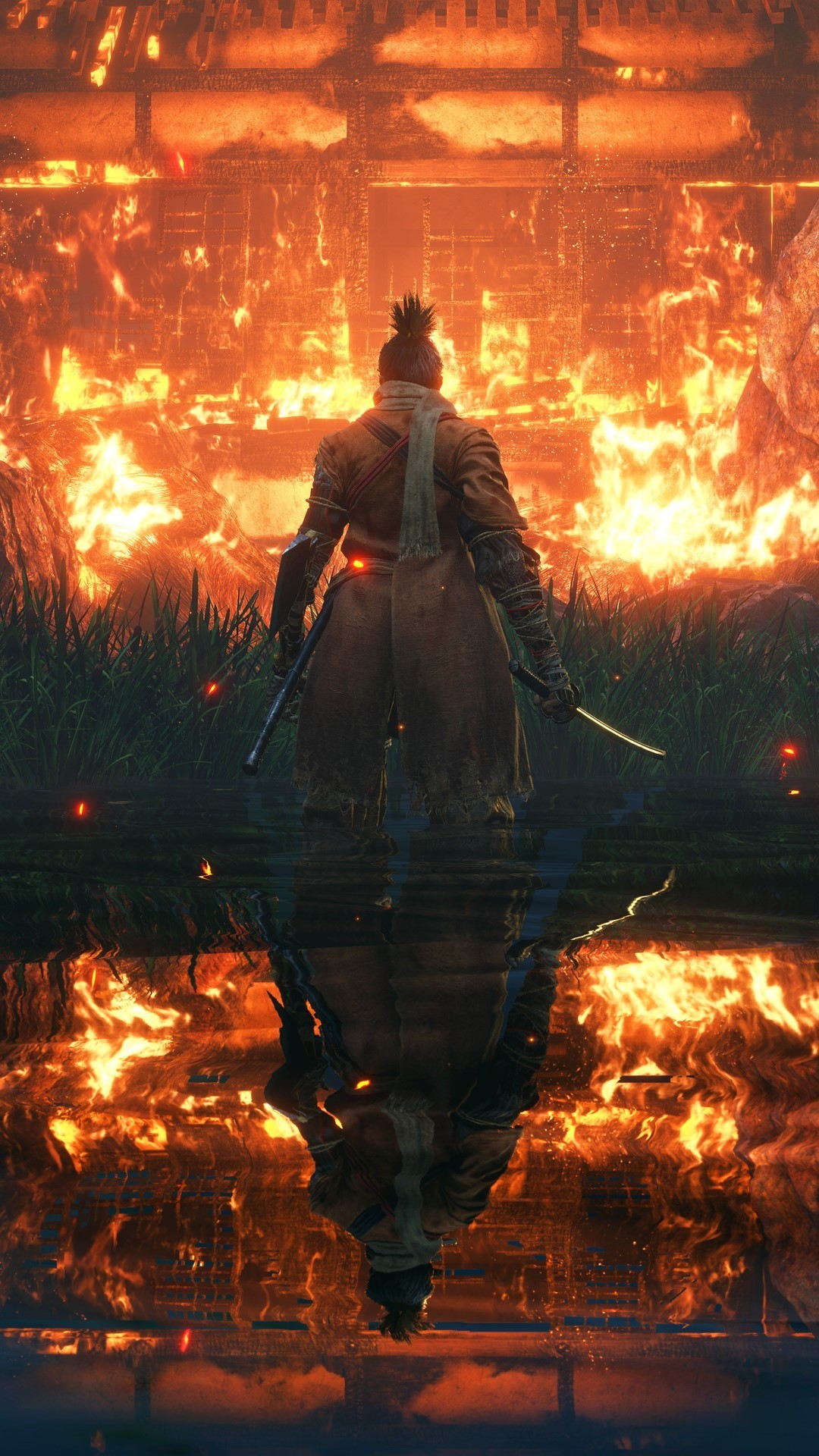Sekiro Iphone Wallpaper - KoLPaPer - Awesome Free HD ...