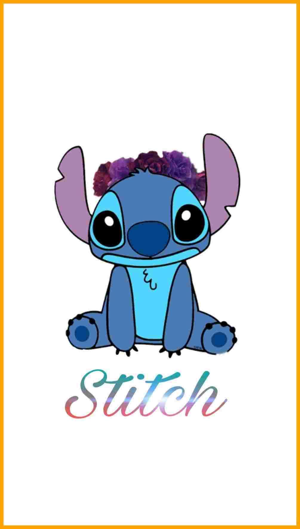 stitch wallpaper 3