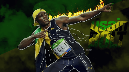 Usain Bolt Hd Wallpaper