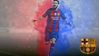 Wallpaper Messi for Iphone
