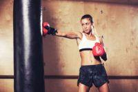 Women Boxing Hd Wallpaper