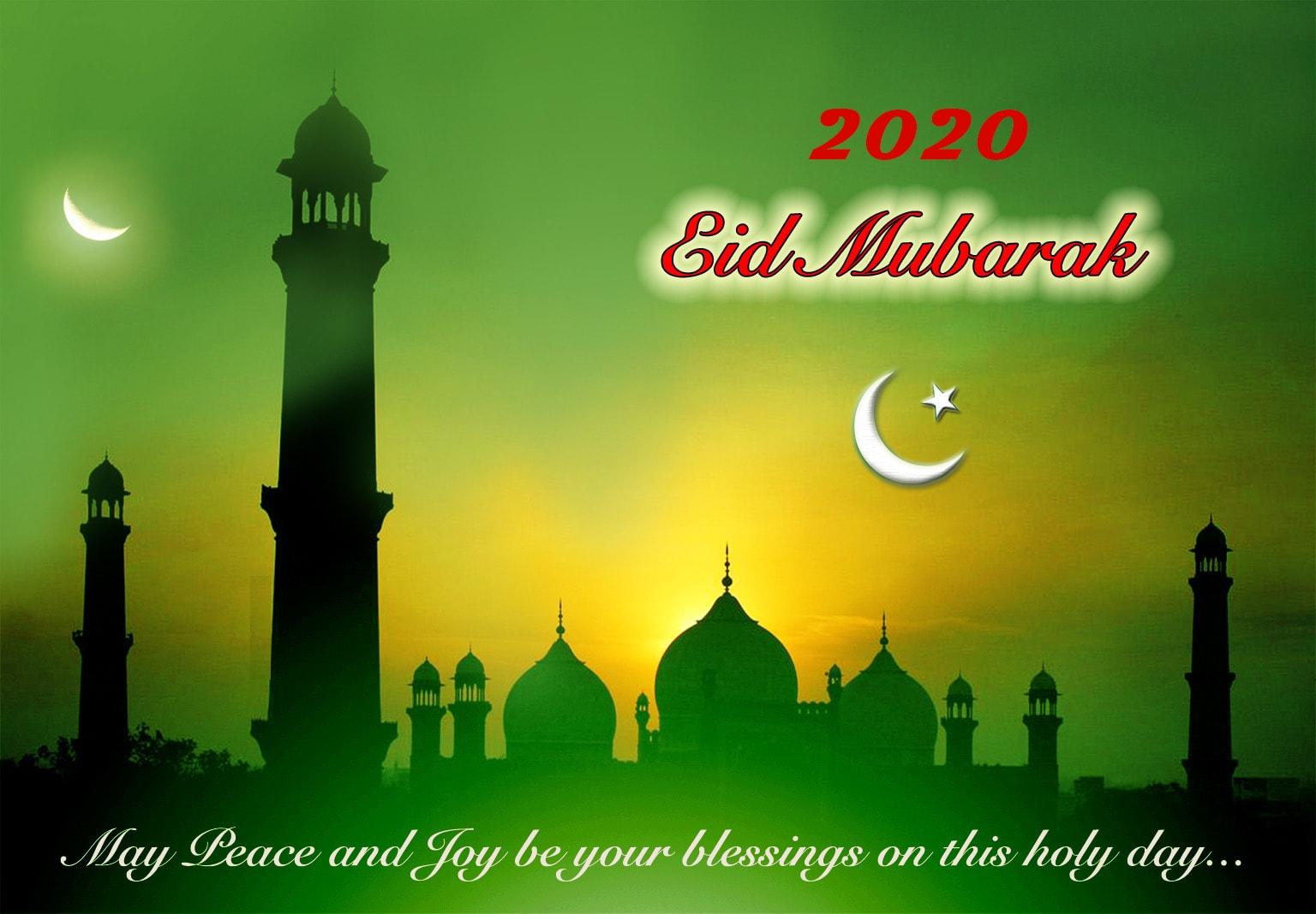 2020 Eid Mubarak Kolpaper Awesome Free Hd Wallpapers