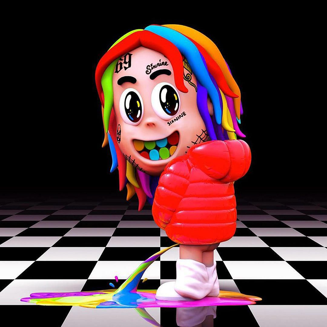 6ix9ine Cartoon Wallpapers Kolpaper Awesome Free Hd Wallpapers