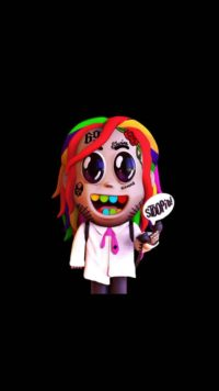 6ix9ine Iphone Wallpaper 2