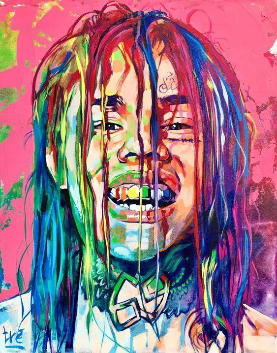 6ix9ine Wallpaper 2