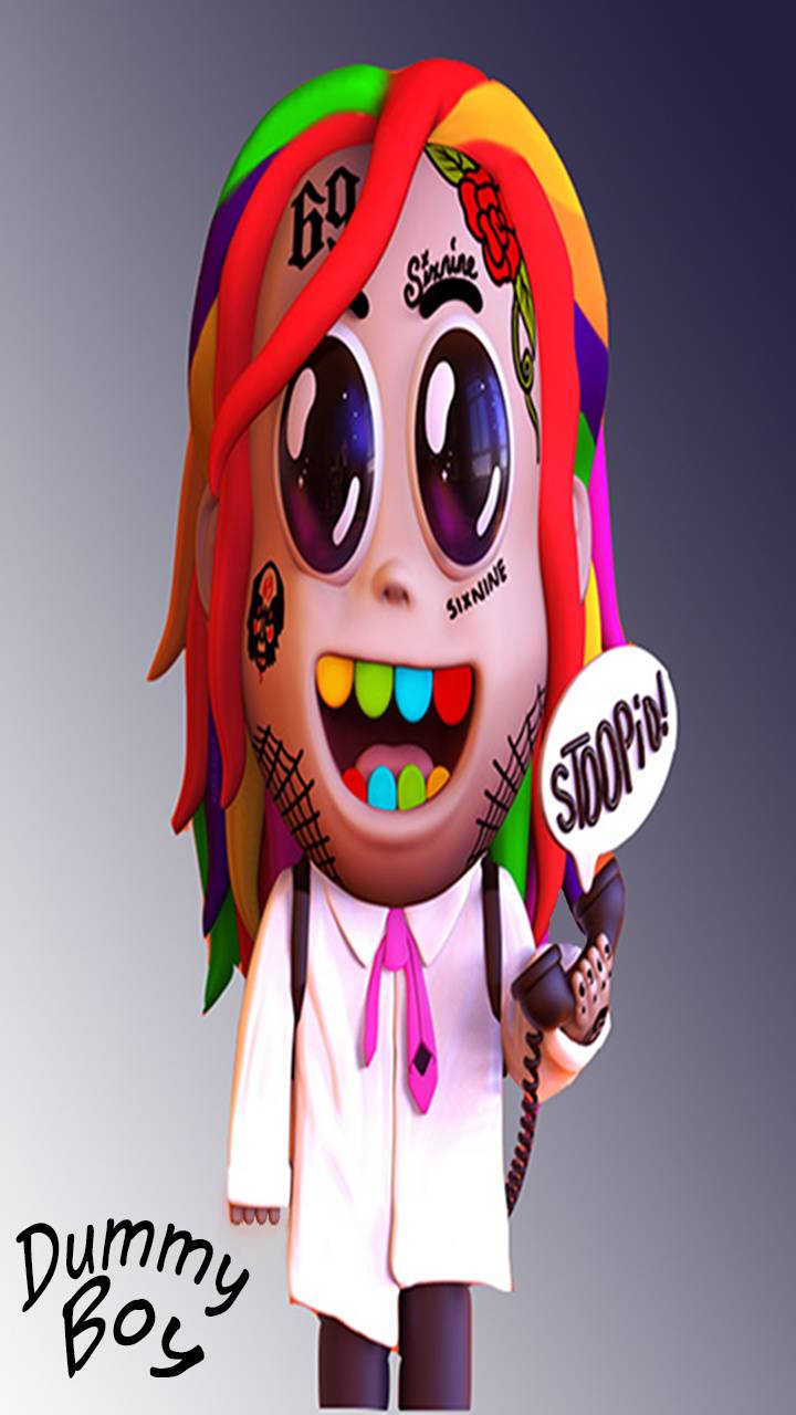 6ix9ine Wallpaper Android