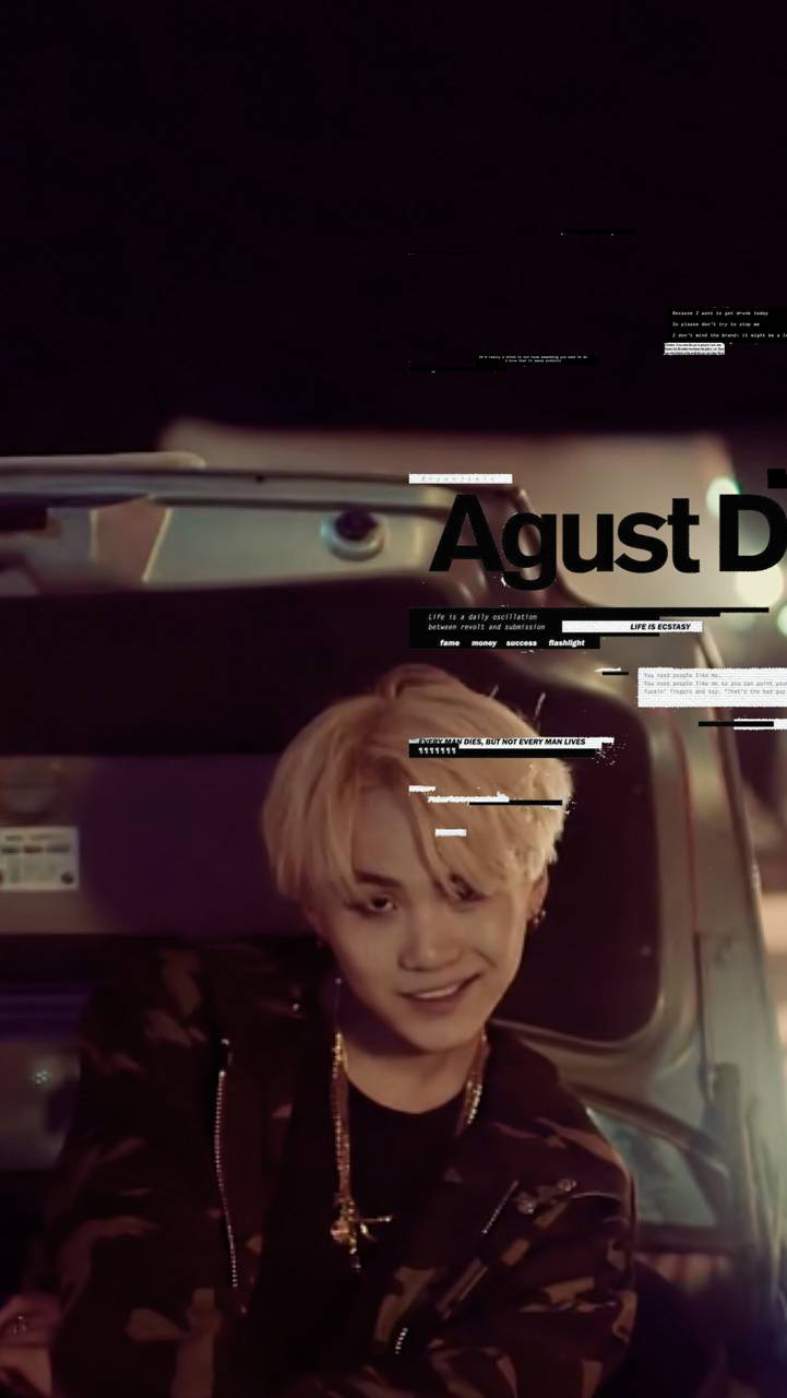 Agust D Backgrounds