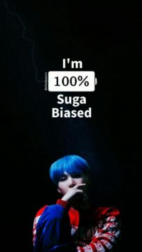 Agust D Biased Wallpaper