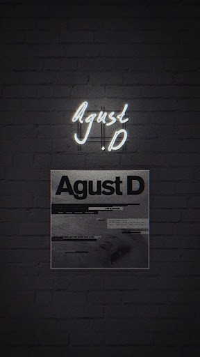 Agust D Cool Wallpapers