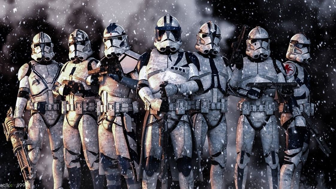 Clone Troopers Wallpaper Kolpaper Awesome Free Hd Wallpapers