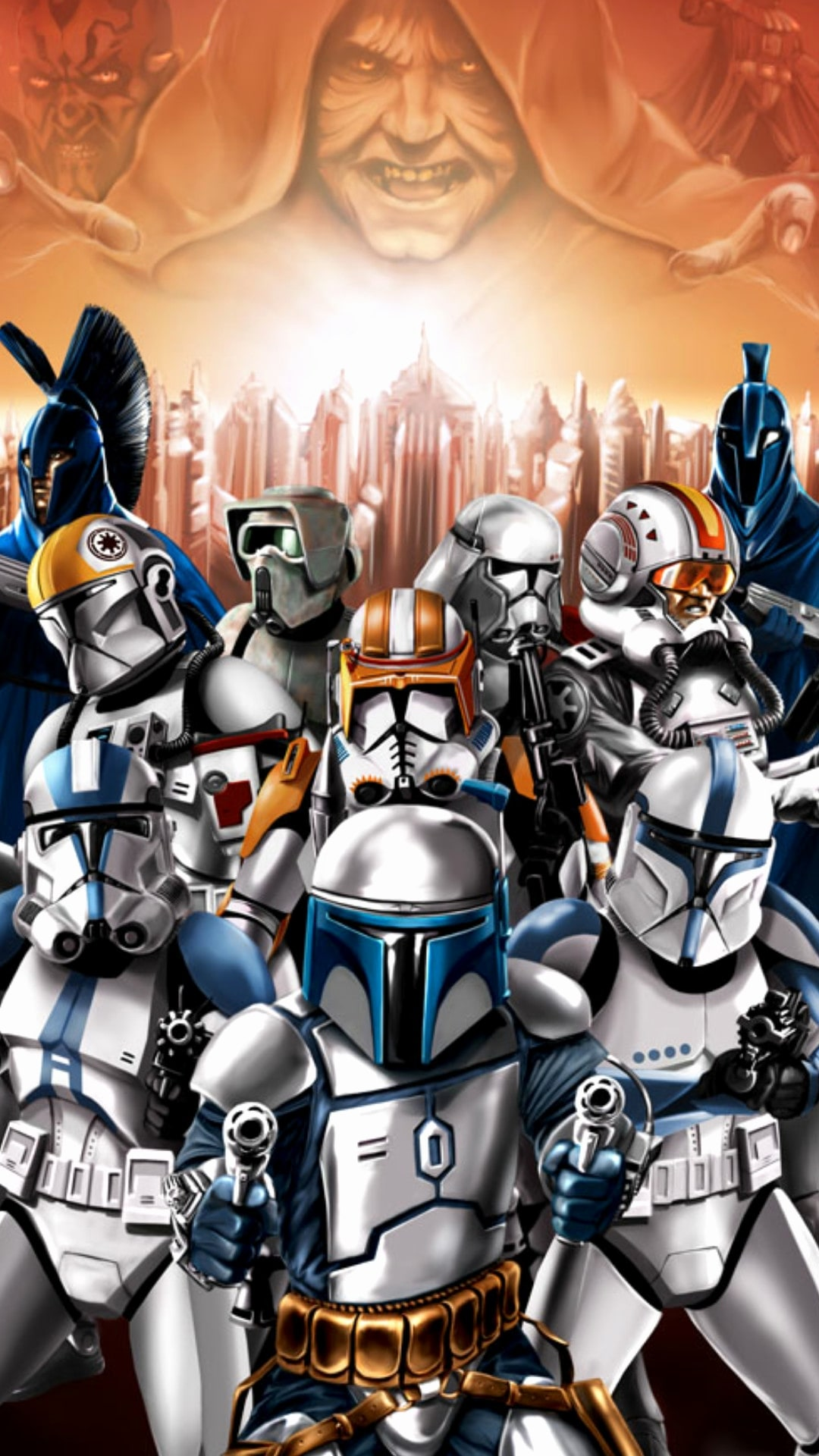 Clone Wars Wallpapers