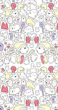 Doodle Wallpaper Samsung