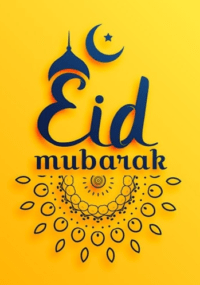 Eid Mubarak Iphone Wallpaper