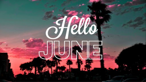 Hello June HD Wallpaper