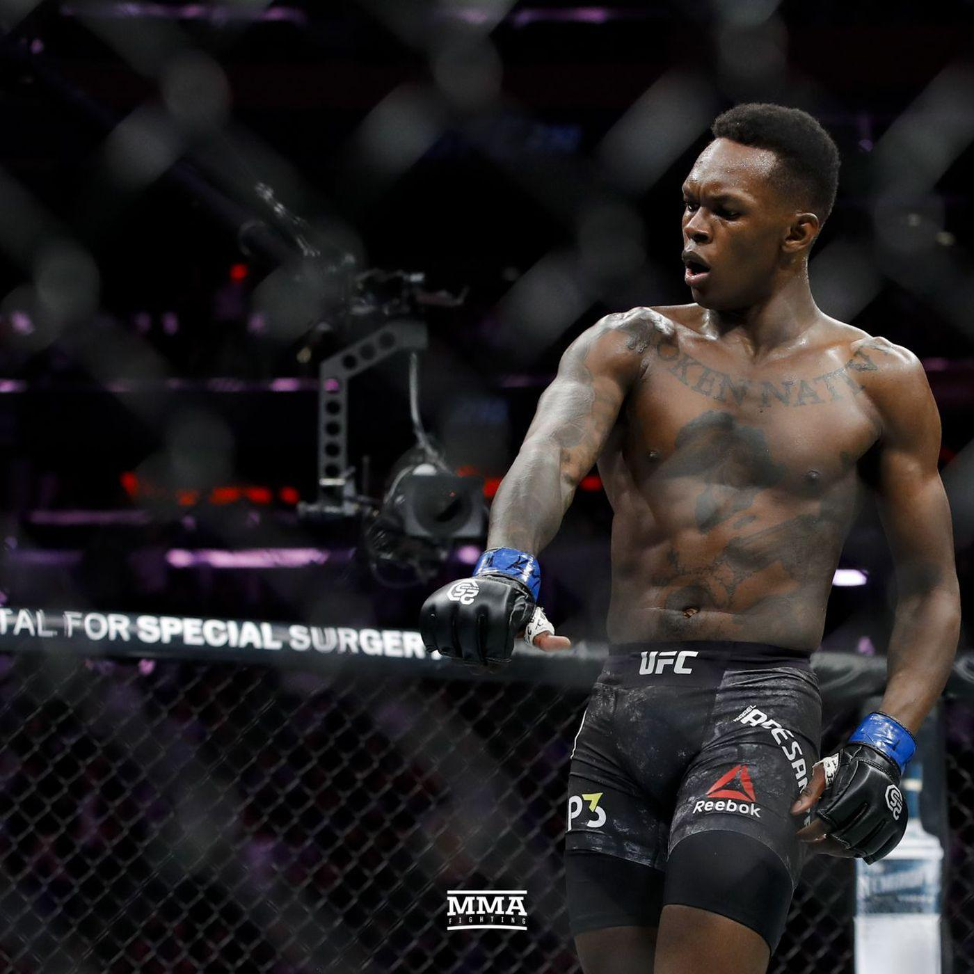 Israel Adesanya Photo 3
