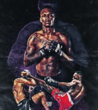 Israel Adesanya Wallpaper 5