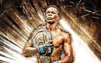 Israel Adesanya Wallpaper 7