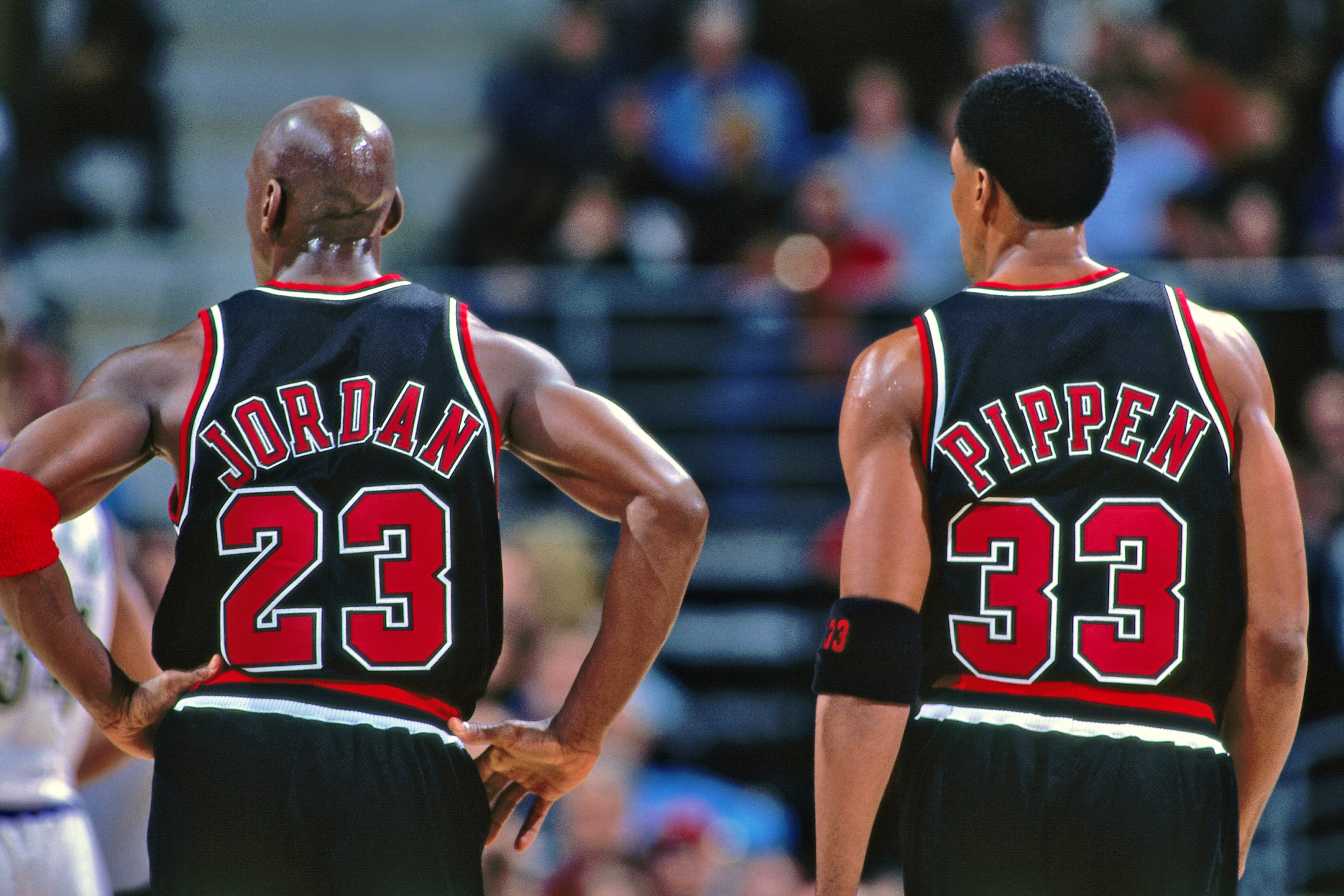 Jordan and Pippen Wallpaper 2