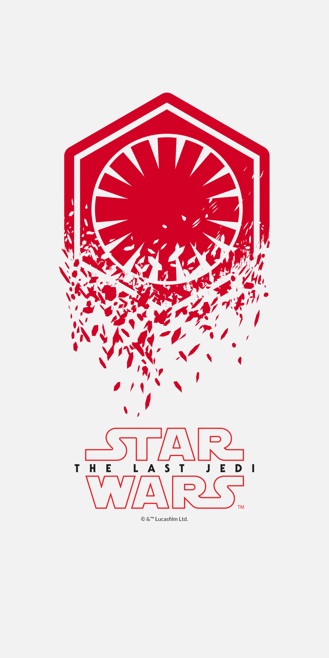 Last Jedi Iphone Wallpaper 2