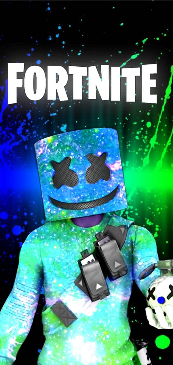 Marshmello Fortnite Wallpaper Kolpaper Awesome Free Hd Wallpapers