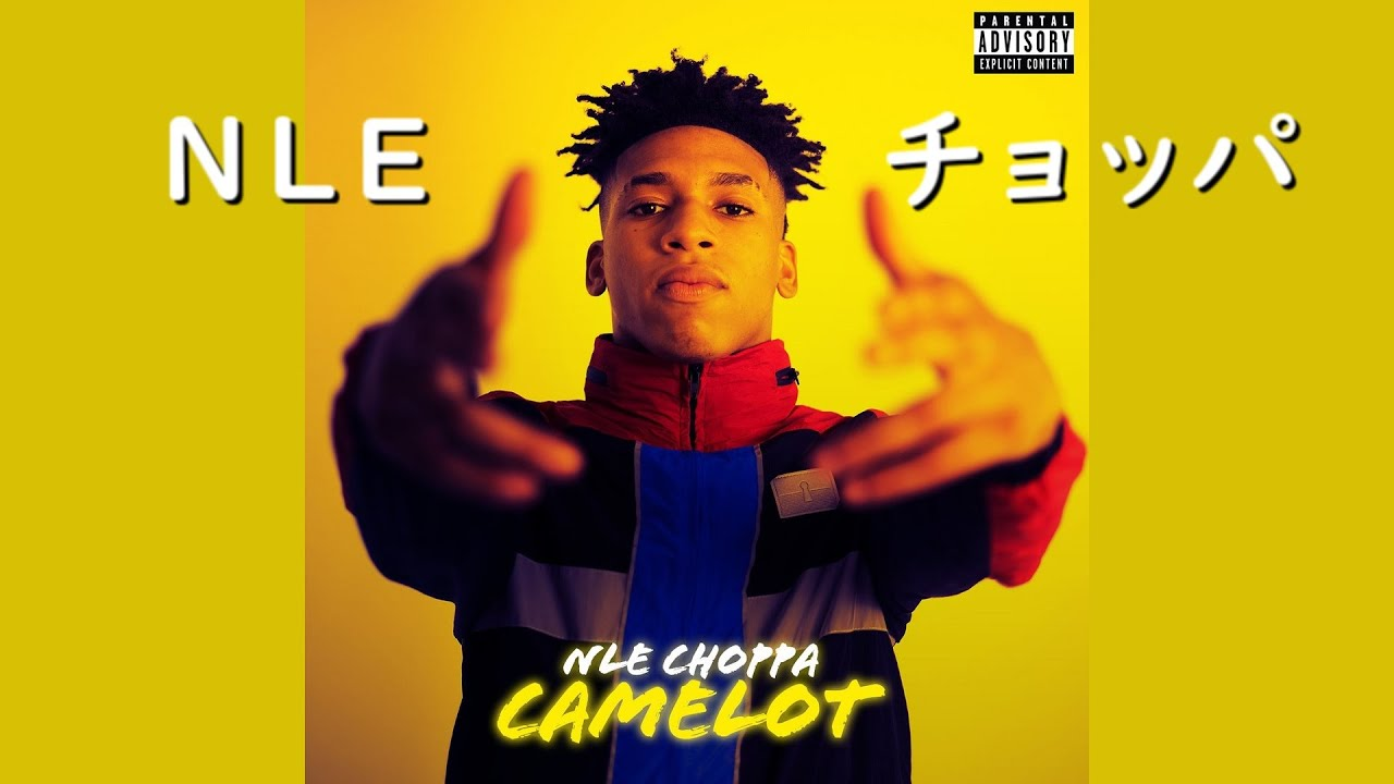 NLE Choppa Japanese Wallpaper