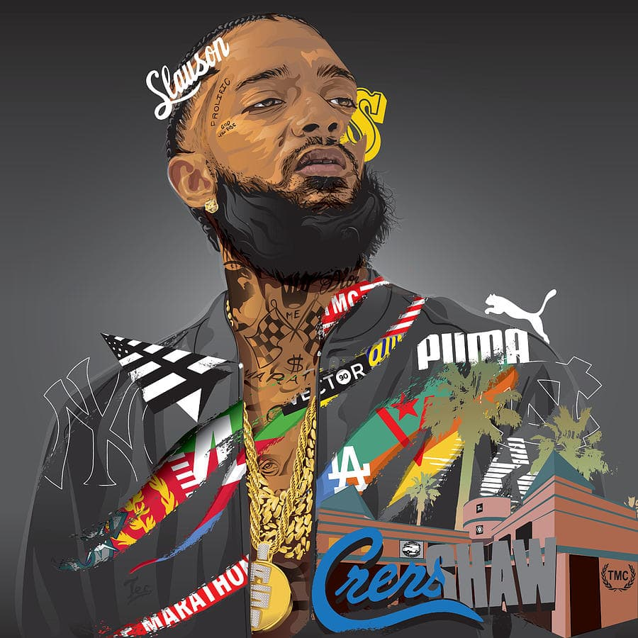 Nipsey Hussle Wallpaper 2
