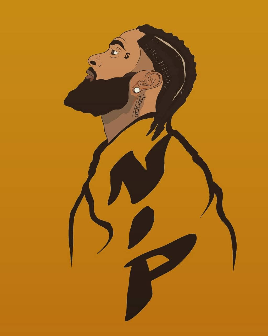 Nipsey Hussle Wallpaper 3