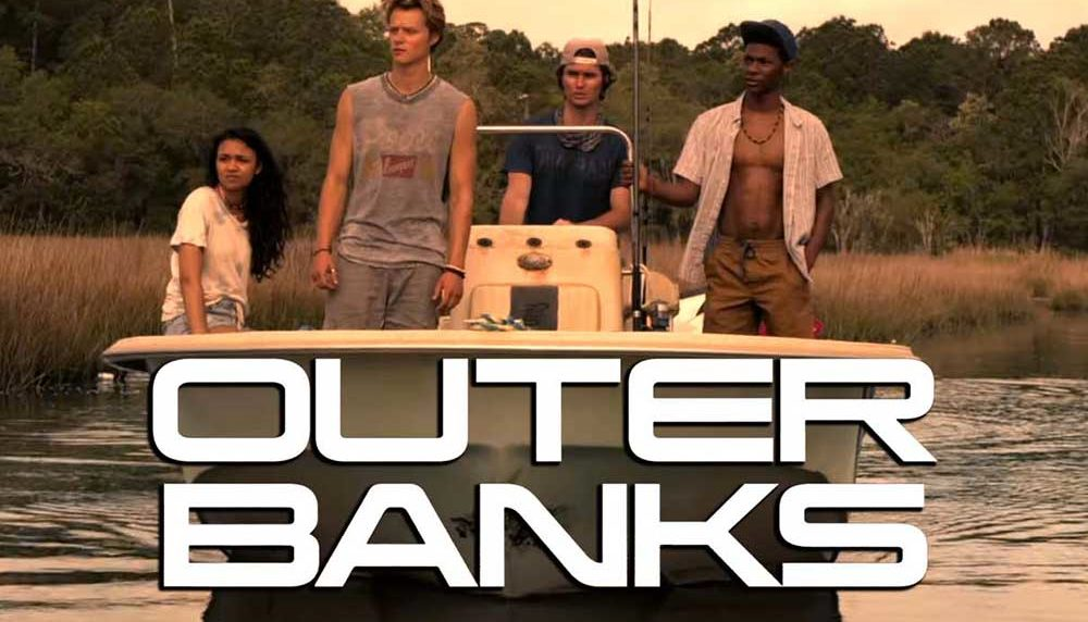 Outer Banks Netflix Series Wallpaper Kolpaper Awesome Free Hd