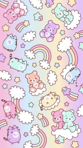 Pusheen Cute Wallpaper