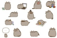 Pusheen Wallpaper 8