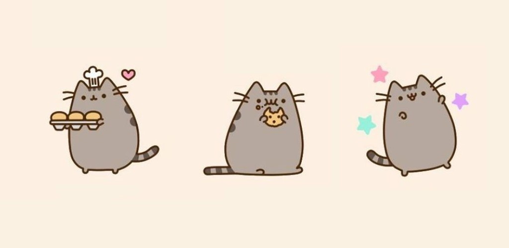 Pusheen Wallpaper Desktop