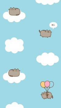 Pusheen Wallpaper Phone