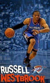 Russell Westbrook Iphone Wallpaper 2