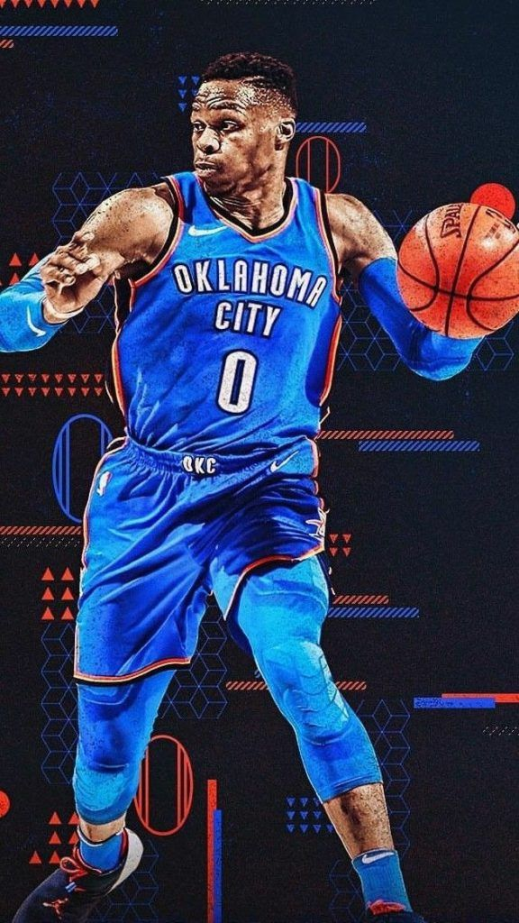 Russell Westbrook Iphone Wallpapers