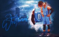 Russell Westbrook Wallpaper 9
