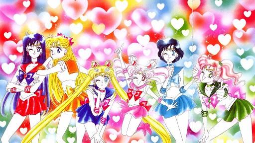 Sailor Moon HD Wallpaper