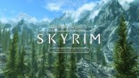 Skyrim Background 3
