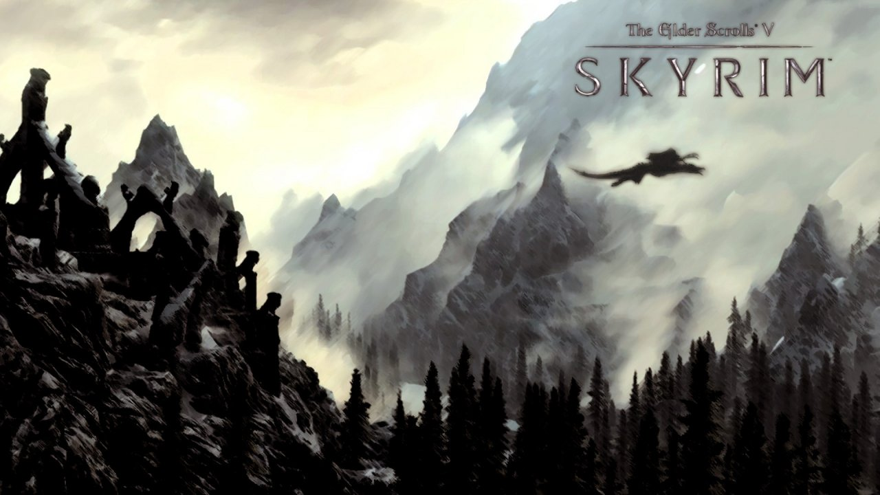 Skyrim Hd Wallpaper 2